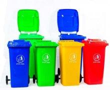 湖北垃圾袋廠家:小區環衛戶外垃圾桶尺寸規格型號有哪些?垃圾桶顏色各代表什
