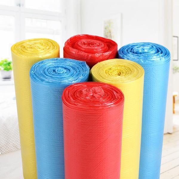 上海垃圾袋生產廠家:塑料袋種類材質都有哪些?怎么辨別塑料袋材質